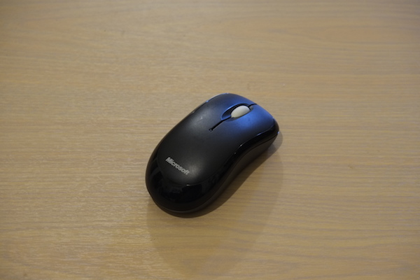 [写真] Wireless Mouse 1000