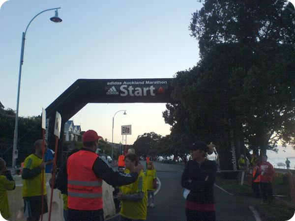 [Picture] Start gate