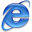 [図] Internet Explorer for Macアイコン